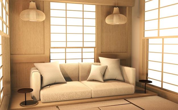 Interieur japan room design japanese-