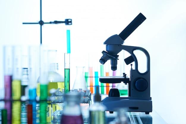 Interieur van het laboratorium