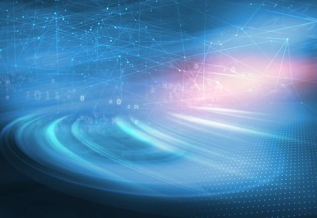 Internet en sociale media connectiviteit concept