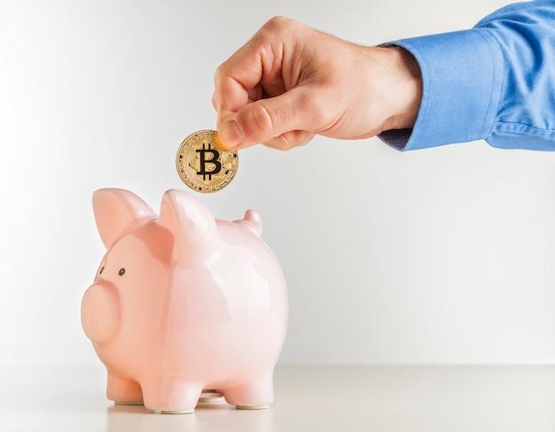 Investeer in bitcoin