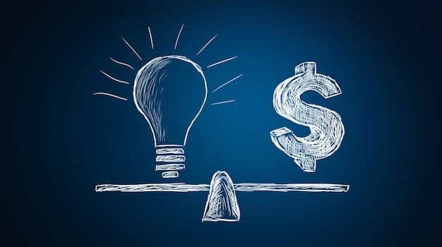 Investeer in een swing-idee en weegt zwaarder.