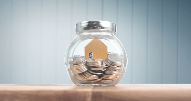 Investeringen in onroerend goed en financiële woninghypotheken
