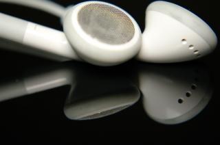 Ipod-oortelefoon