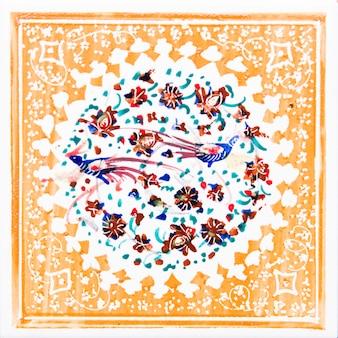 Iraanse decoratieve keramische tegels