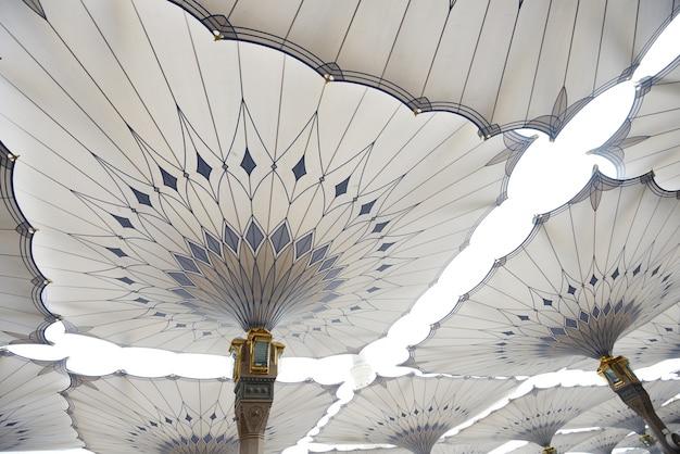 Islamitische heilige moskee in medina