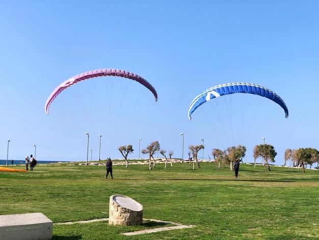 Israël. kust van tel aviv