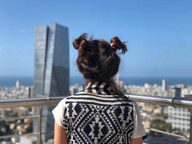 Israël, uitzicht op tel aviv