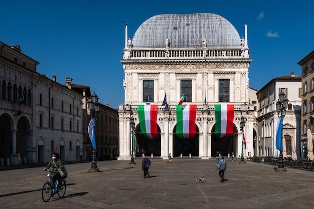 Italiaans bouwlandschap