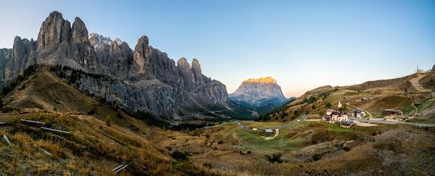 Italiaans dolomietlandschap