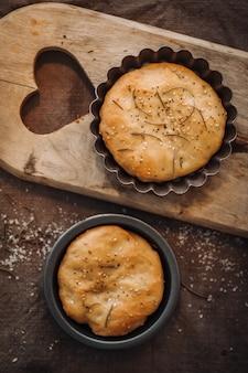 Italiaans focaccia-brood