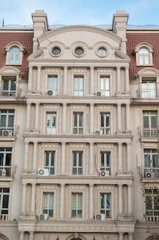 Italiaanse stijl gebouw in tianjin, china