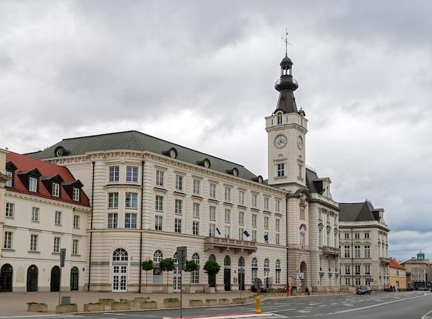 Jabã… â'onowski palace in warschau