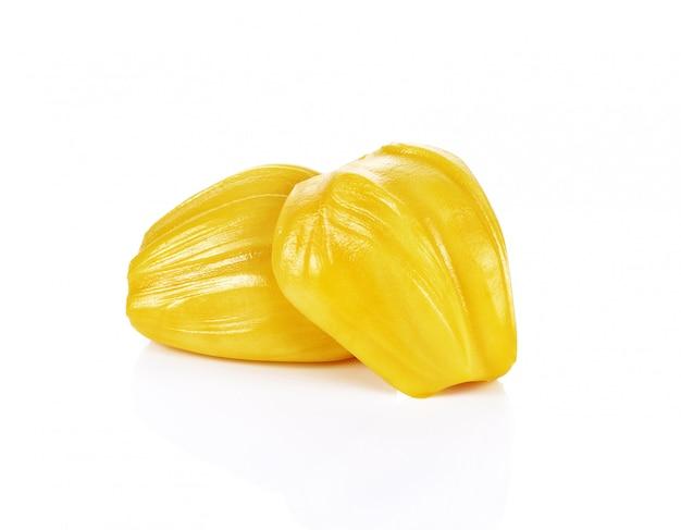Jackfruit geïsoleerd