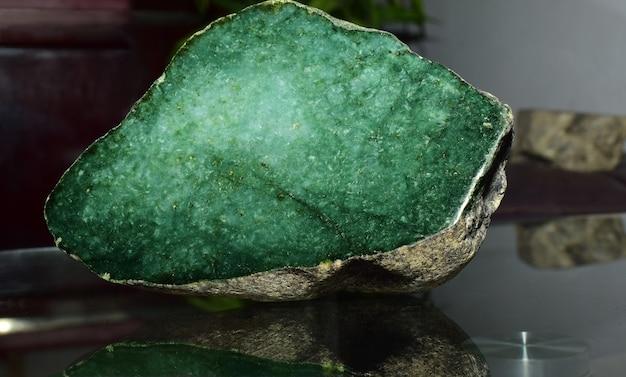 Jade groene jade