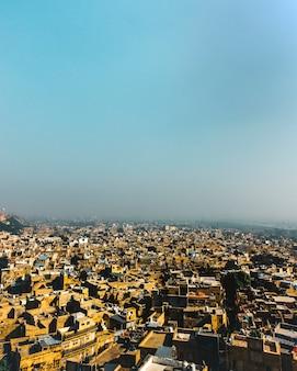 Jaisalmer in de indiase deelstaat rajasthan