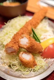 Japans eten ebi katsu