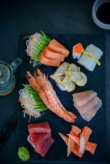 Japans eten schotel