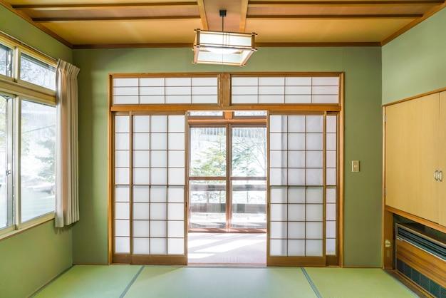 Japanse stijl kamer