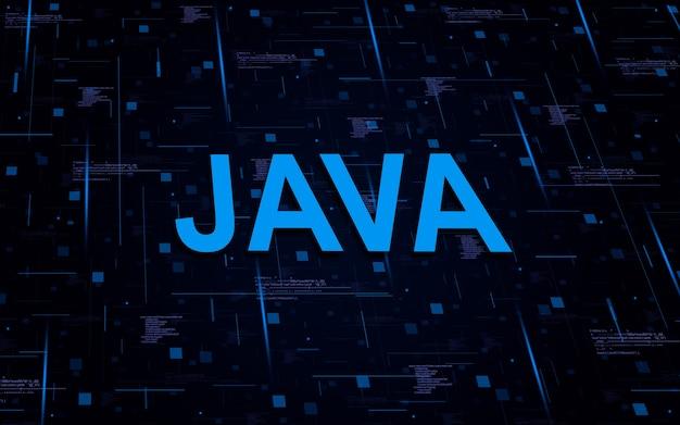 Java-programmeertaal tekst