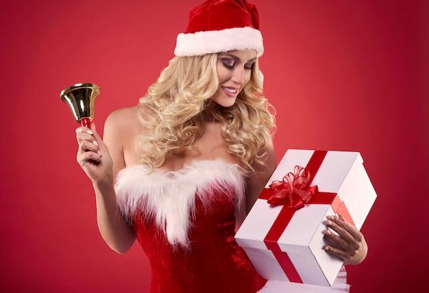 Je ingebeelde cadeau is hier