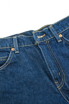 Jean dragen closeup kleren textuur