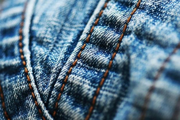 Jeans denim textuur achtergrond