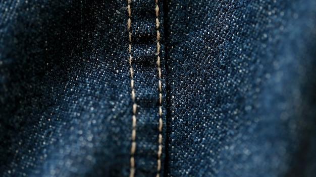 Jeans denim textuur close-up