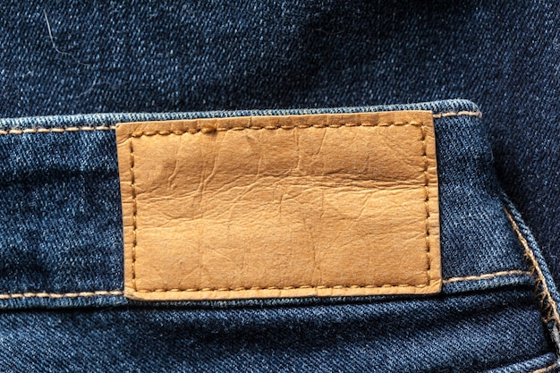 Jeans sluiten omhoog