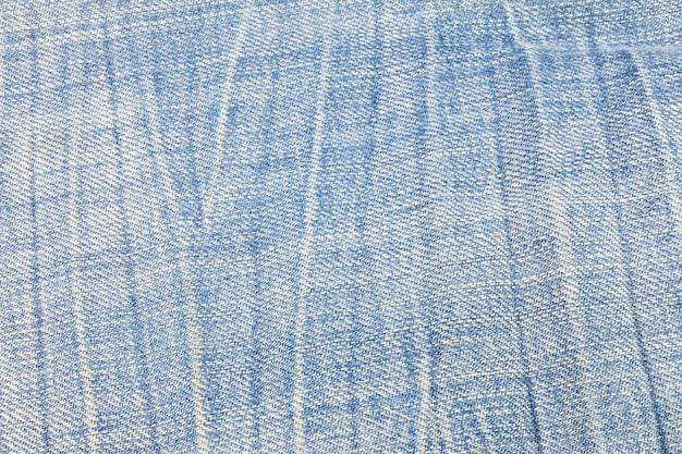 Jeans textuur achtergrond Premium Foto
