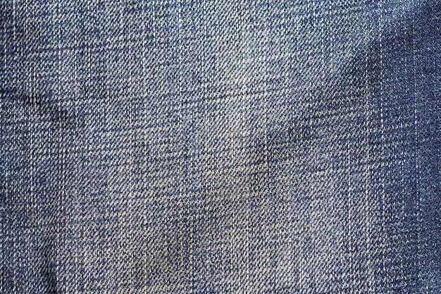 Jeans textuur oude denim achtergrond.