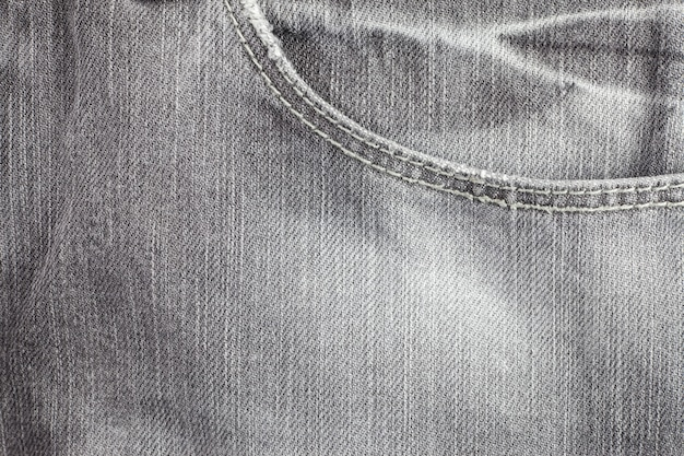 Jeans zak achtergrond. Premium Foto