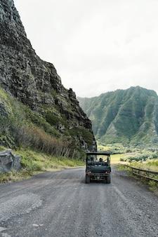 Jeepauto in hawaï