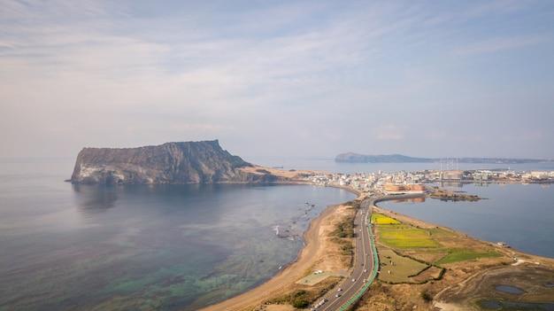 Jeju-eiland in zuid-korea