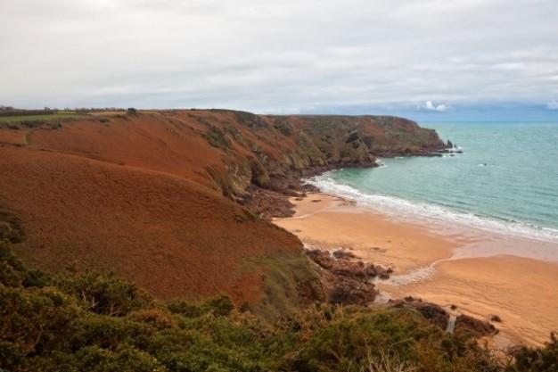 Jersey kustlandschap hdr
