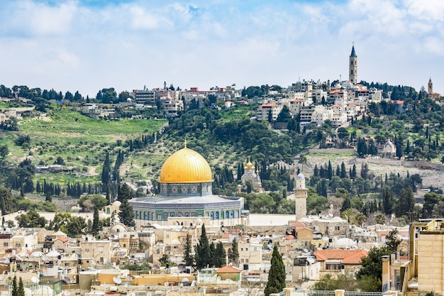 Jeruzalem heilige stad