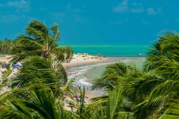 Joao pessoa paraiba staat brazilië tambau strand
