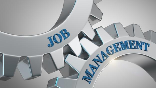 Job management achtergrond