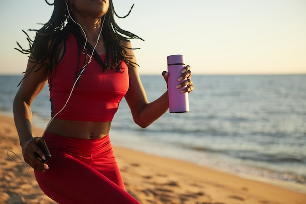 Jogging geschikte vrouw