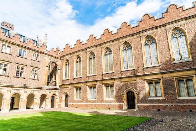 John's college in cambridge