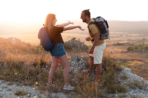 Jong stel dat samen reist