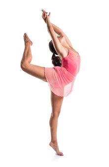 Jonge balletdanser