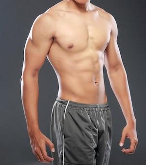 Jonge bodybuilders