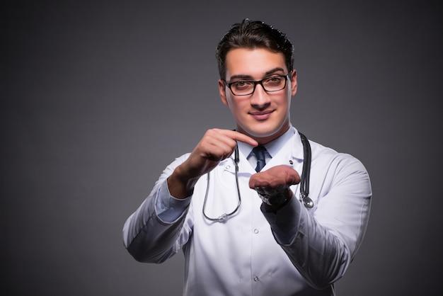 Jonge dokter