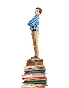 Jonge student