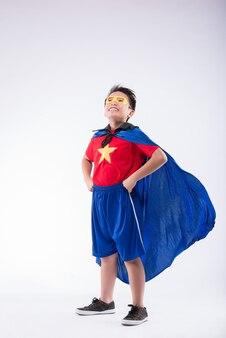Jonge superheld