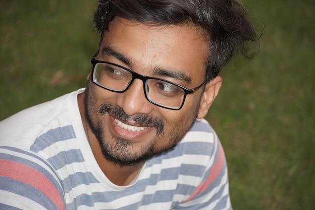 Jongen lachend portret afbeelding hd