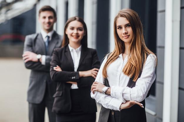 Jouw toekomst binnen handbereik. van drie succesvolle mensen