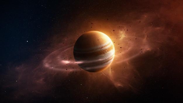Jupiter planeet