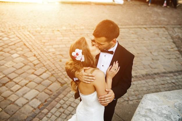 Just married zoenen