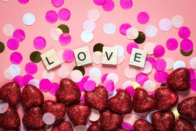 Kaart voor valentijnsdag